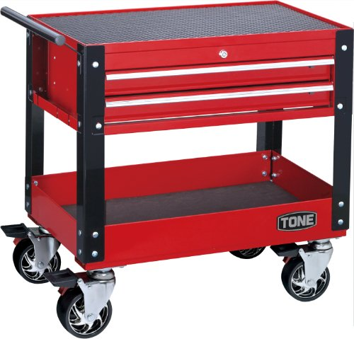 and rolling deluxe tool home garden homcom with chest cabinet product box six removable drawers